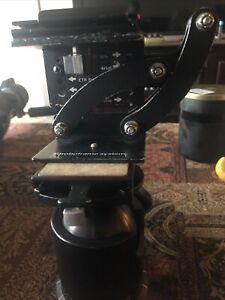 Arca Swiss Monoball Triod head + Stroboframe Quick Release Adapter Heavy