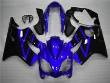 Fairing Blue Black Injection Plastic Fit for Honda 2004-2007 CBR 600 F4i b016