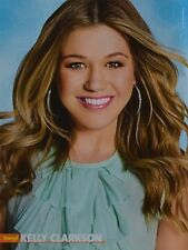 Kelly Clarkson-POSTER a4 (circa 21 x 28 cm) - skinning fan Raccolta Nuovo