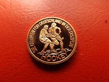 Olympia 1988 Seoul * Hockey * (Kupferpfennig ca.18mm)(F2)