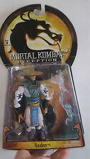 Mortal Kombat Deception Raiden Figura Nueva, sin cardar Figura Rara Midway