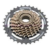 Shimano MF-TZ31 7 Speed MTB Bike Screw On Freewheel 14-34T MegaRange
