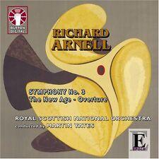 Richard Arnell SYMPHONY NO.3 - CDLX7161