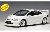 AUTOart 80455 80555 80556 80557 80558 PEUGEOT 307 WRC rally & road cars 1:18th