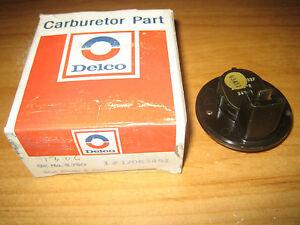 NOS GM Delco 1980 Chevrolet Corvette V8 305-350 Quadrajet Choke Coil Thermostat