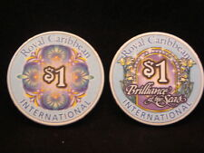 Royal Caribbean Brilliance of the Seas $1 Casino Chip
