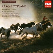 Aaron Copland: Billy the Kid / Rodeo / In the Beginning, , Good