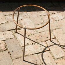 28/30cm Iron Stand/Garden Fire Pit Trivet/Wood Burner Accessory/Brazier Legs