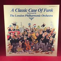 THE LONDON PHILHARMONIC ORCHESTRA A Classic Case Of Funk 1982 UK Vinyl LP EXCELL