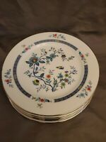 "Set of 5 Noritake Shangri-La 2363 Bread Plates 6.25""  MINT CONDITION!"