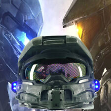 Halo 4 Master Chief Helmet Cosplay Prop Cool Game Cosplay Helmet With Led Light