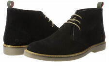 Unisex Kickers Tyl Classic Desert Boots Size 5 38 Black Womens Boys Mens Girls