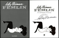 New listing LeRoy Neiman Signed Autographed Femlin Hc 1st Ed Playboy Hugh Hefner 30th Ann