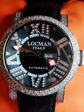 RELOJ LOCMAN TOSCANO AUTOMATIC/DIAMOND