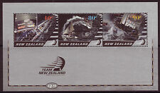 NEW ZEALAND 2003 AMERICAS CUP MINIATURE SHEET UNMOUNTED MINT