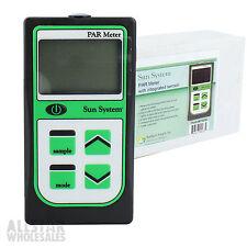 Sun System PAR Meter w/ Integrated Sensor Quantum Compact Device Light Control