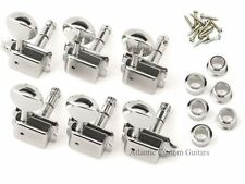 NEW Gotoh SD91 Vintage style 6-IN-LINE LOCKING TUNERS for Strat & Tele