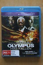 Olympus Has Fallen (Blu-ray, 2013)        Preowned (D219)