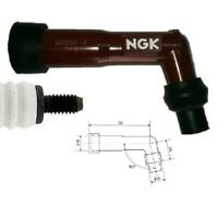 NGK Spark Plug Cap XD05F-R Resistor Cover (Red) 102º XD05FR (8768)