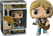Funko FUN26090 Nirvana Kurt Cobain MTV Unplugged 3.75in. Pop Vinyl Figure