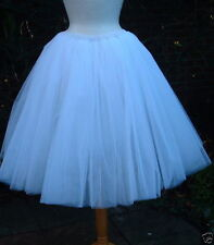 Unbranded Tulle A-line Party Skirts for Women