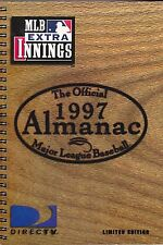 MLB EXTRA INNINGS OFFICIAL ALMANAC OF MAJOR LEAGUE BASEBALL FROM DIRECT TV