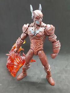 "Red Death Custom Marvel Legends Action Figure 6"" DC Comics Dark Knights Metal"