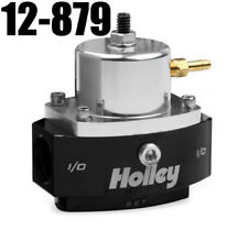 HOLLEY 12-879 return style fuel pressure regulator 3/8 npt Boost Reference - 1:1