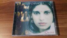 Sheila Chandra - Quiet (1994) (Narada World – VNDCD80, 72438-48621-2-1)