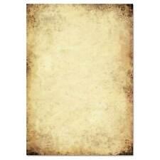 altes Papier 100 Blatt Motivpapier DIN A5 90g/m²