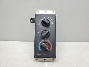 1999-2001 Dodge Ram Heater Climate Control switch 99-01 Ram HEATED MIRRORS OEM