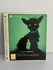 The Last Guardian - Only on Playstation Sleeve