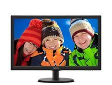 Philips V-line 223V5LHSB2 22 pouces écran LED - full hd 1080p, 5ms, HDMI
