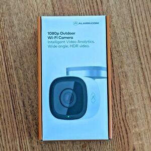 Alarm.com Outdoor 1080p Wi-Fi Camera ADC-V723 Brand New! FREE SHIPPING