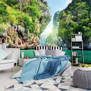 VLIES   Fototapete XXL Meer Thailand Landschaft Tapete Vliestapete 15F0283560