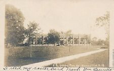 DANSVILLE NY – F. A. Owen Publishing Co. Real Photo Postcard rppc