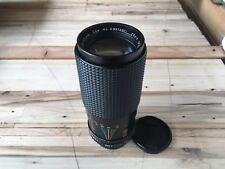 Craig Optics MC 80-200mm f/3.9 Auto Zoom Lens for Minolta MD Mount - EXC