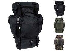 MFH Rucksack Tactical Backpack Freizeitrucksack Einsatzrucksack 55l 60x50x20cm