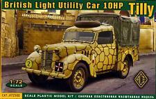 Ace Models 1/72 British TILLY 10HP Light Utility Car