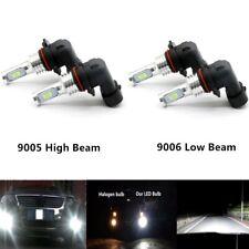 9005+9006 Kit High+Low Beam 6000K Combo CREE LED Headlights Bulbs 8000LM 55W