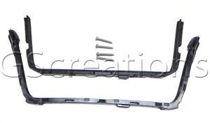 OEM Wind Screen Deflector Blocker FRAME KIT 2013-2020 981 718 Porsche Boxster