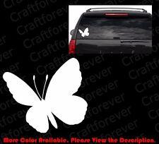 Butterfly Sticker Car Window Vinyl Decal Laptop Lucky Girlie Fly Cute Bg001