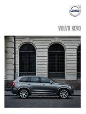 2018 MY Volvo XC90 catalogue brochure Hongrois Hungarian