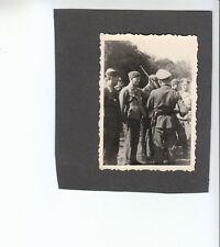 Elitesoldaten WW2 Foto Konvolut Fotoalbum Doppel Seite Tarn Einsatz Camo