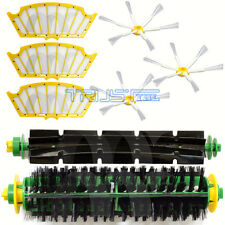 Filters Brush Kit for iRobot Roomba 500 Series 510 530 535 540 550 560 570 Parts