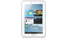 SAMSUNG Galaxy Tab 2 7.0 Inch P3110 Wi-Fi 8GB White
