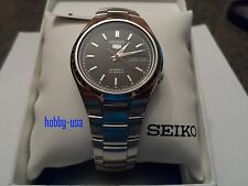 SEIKO  5   SNK607 Automatic Black Dial Stainless Steel  SNK607-NEW