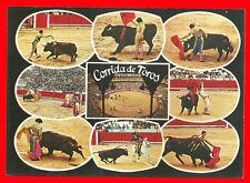 CPM- Corida de Toros -   ( Multivues )
