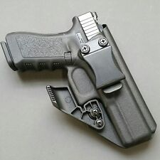 GLOCK 17/22 with RCS CLAW- STRAIGHT DRAW KYDEX HOLSTER  IWB -BSD HOLSTERS