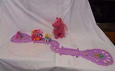 My Little Pony MLP Motorized Friendship Express Train Set + FAKIE Cabbage Patch